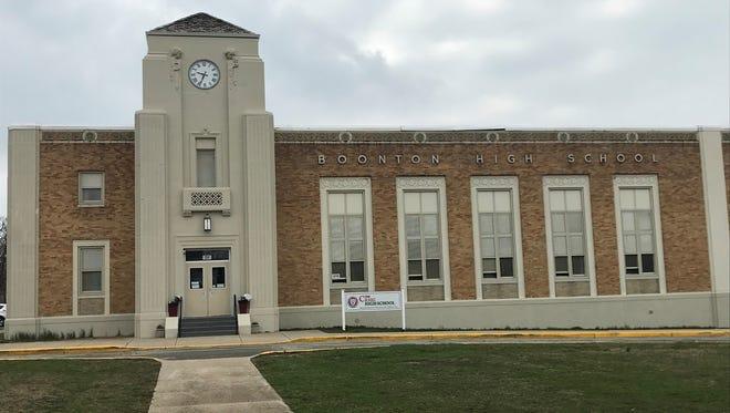 Boonton High School April 10, 2018.