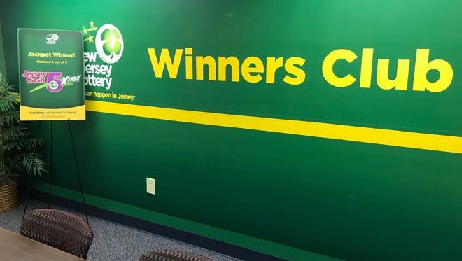 A Wayne woman won $1 million from the New Jersey Lottery.