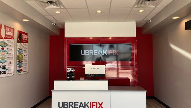 uBreakiFix is now open on South Business Drive in Sheboygan.