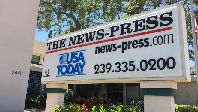 The News-Press will continue to operate at 2442 Dr. Martin Luther King Jr. Blvd. in Fort Myers.