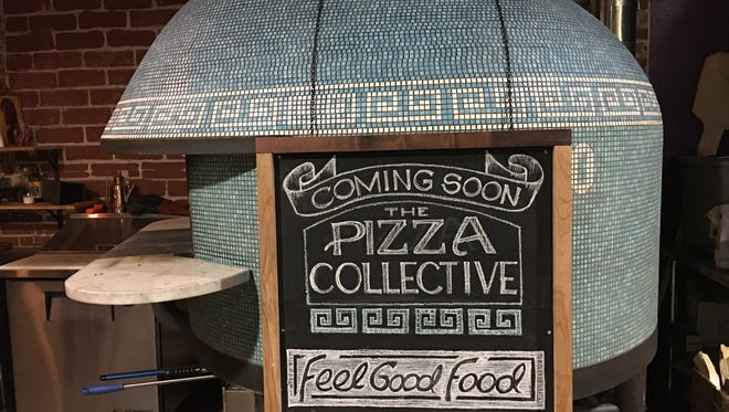 The Pizza Collective and its wood-fire oven is going into West Street Market in downtown Reno.