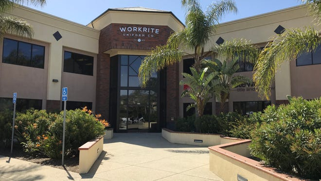 Workrite's Oxnard headquarters. The parent company of the business was purchased last year by VF Corporation, which will close Workrite in June. The closure will result in 101 layoffs.