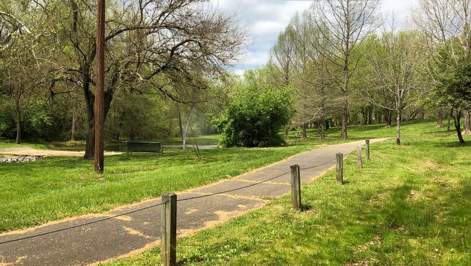 Right now, the Sue Clancy Greenway dead ends off Adair Park, and it's the city's plan to connect that to Old Broadway. The biggest chunk would be working with Legacy Parks to secure an easement through some of the property owned by Lynnhurst Cemetery.
