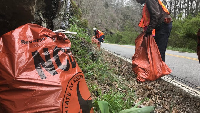 North Carolina's Adopt-A-Highway program began in 1988 in response to a perennial issue in the Tar Heel state: roadside litter.