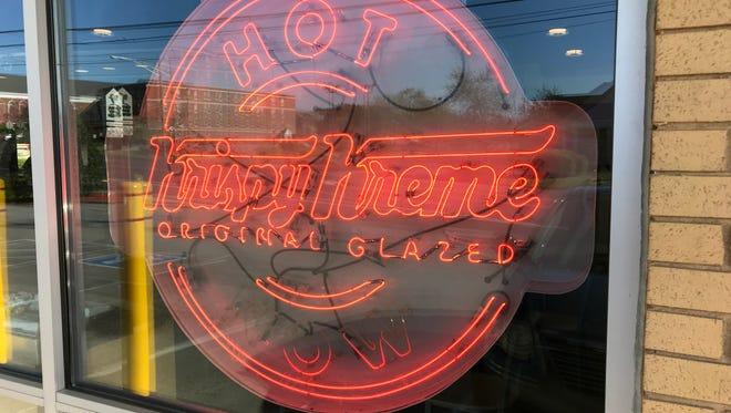 Krispy Kreme sold its store at 6201 Kingston Pike to Broadstone, a Rochester, N.Y.-based investment firm, in a deal valued at $4.56 million.