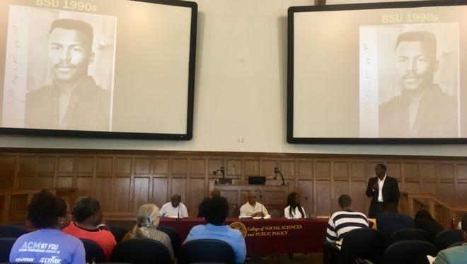African American Studies at FSU celebrated 40 years with a panel discussion.