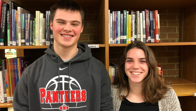 Congratulations to Nathan Mack and Mackenzie Grube for being named to the Ithaca Area Elite 10 All Star teams for boys and girls basketball this past season.  The Elite 10 is chosen by the sports writers of the Ithaca Journal, Star Gazette and Binghamton Press & Sun-Bulletin newspapers.