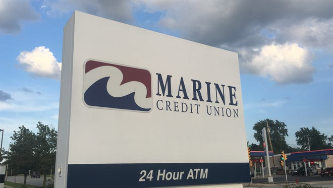 Marine Credit Union is continuing its expansion in Wisconsin with the purchase of 10 branches from Old National Bank.