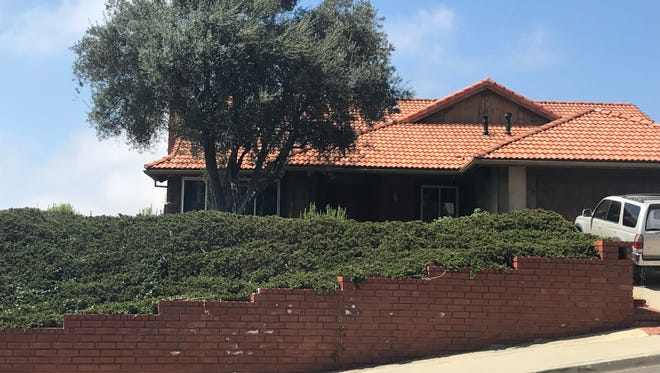 This is the Ventura home in the Clearpoint neighborhood where two residents were murdered by the Golden State Killer in 1980. The suspect, Joseph James DeAngelo, was arrested Tuesday. The home's current owner, who has no relation to the crime, declined to speak with a Star reporter.