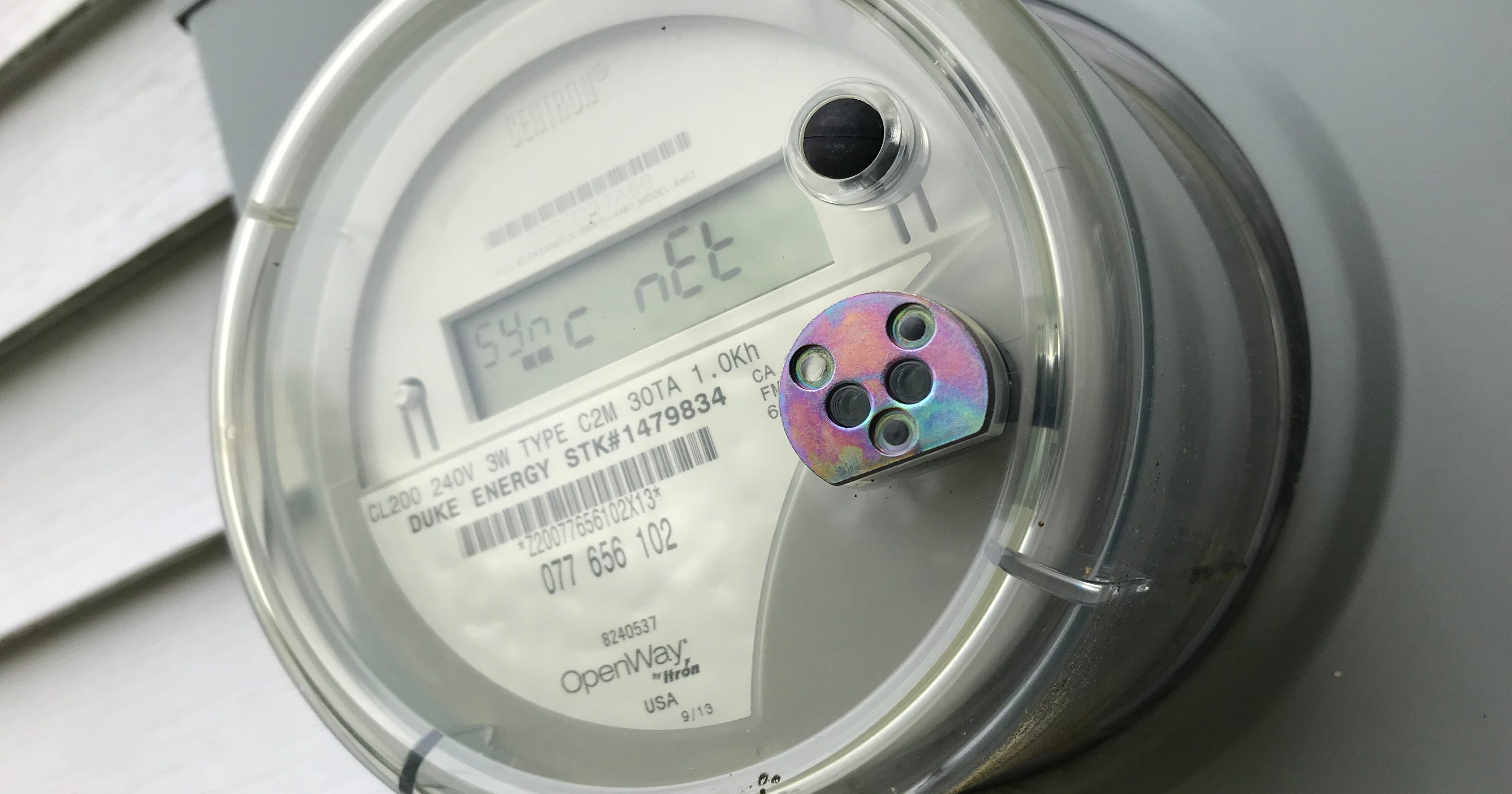 Shocking' electric bills spark concern about Duke Energy smart meters