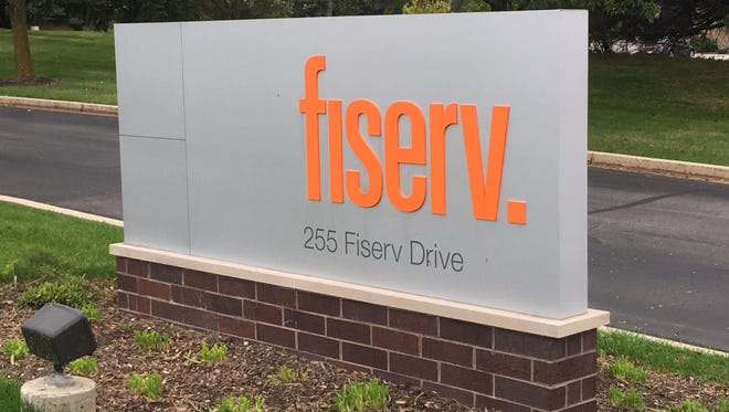 First-quarter net income rose for Brookfield-based Fiserv Inc.
