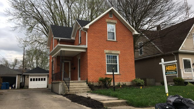 This house at 339 N. Buchanan St. sold for $94,000 on April 27, 2018.