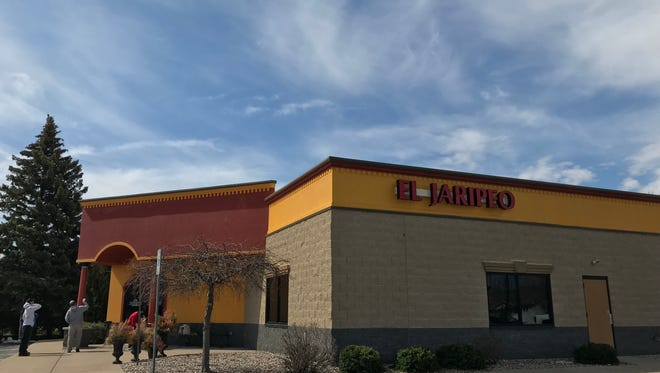 El Jaripeo on Freedom Road will accept Main Event gift cards, but only for a limited time.