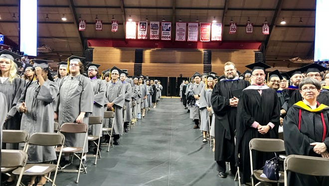 Middlesex County College held its 2018 Commencement on Thursday, May 17.