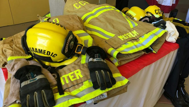 The Agua Caliente Band of Cahuilla Indians donated $25,000 worth of equipment to the Cathedral City Fire Department.