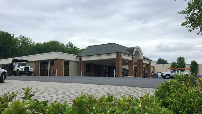 The Goodwill in Staunton Greenville Avenue is set to move across the street into the old Elliott Auto Jeep dealership.