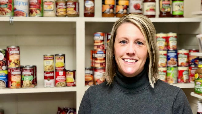 Seeing a need in the Mishicot School District, Jill Yindra started the Mishicot School District Food Pantry.