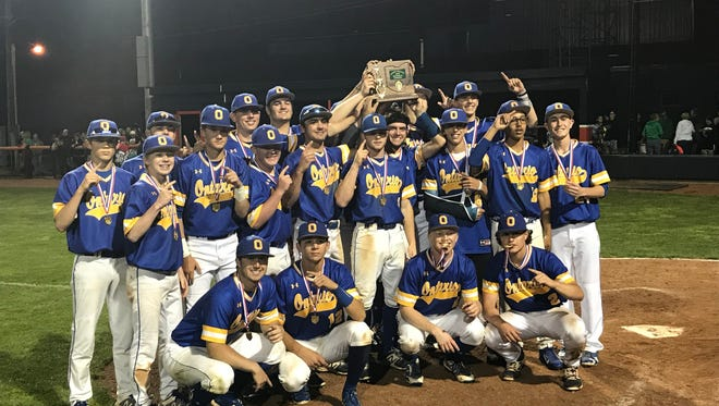 The Ontario Warriors won the Division II District championship with a 12-7 win over Clear Fork on Sunday.