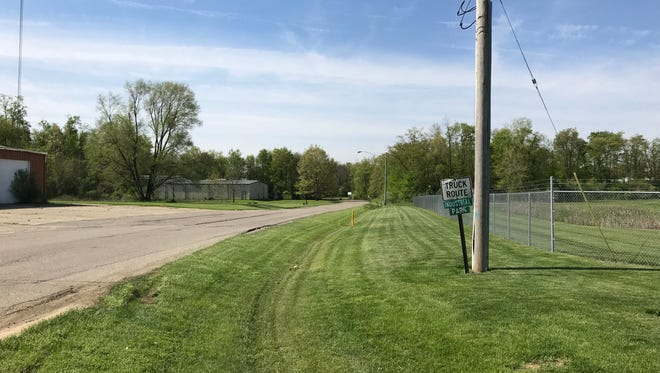 Albion recently approved six licenses for medical marijuana. The businessmen behind the application plan to purchase property inside the city's industrial park for the business.