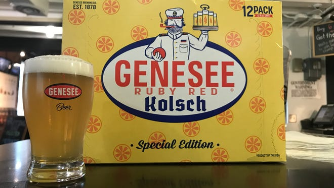 Genesee Ruby Red Kolsch