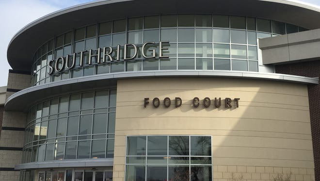 Southridge Mall said Tuesday that it is adding seven temporary retailers for the holiday shopping season.