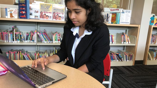 Puja Vengadasalam will be launching her camp's website on June 30 to assure that the education process continues.