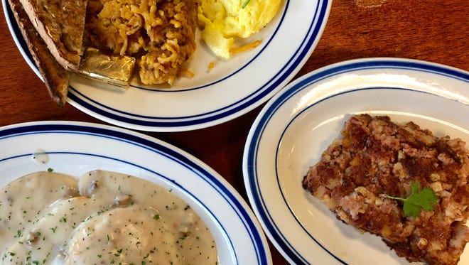 Café Blu has operated as a breakfast-lunch restaurant since 2014, but new owners and management recently added fine-casual dinner service. Café Blu still serves breakfast on the weekends.