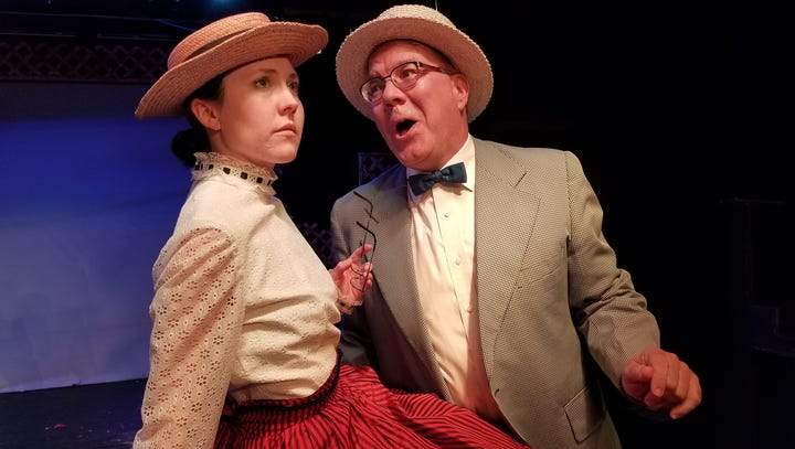 Paradise Theatre march back into 'The Music Man'