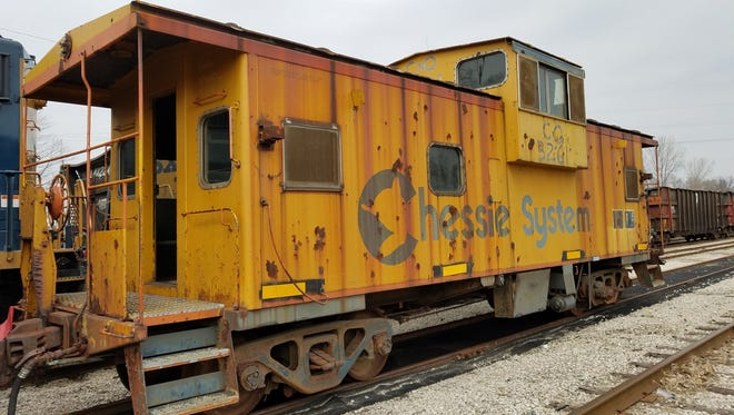 The Plymouth Historical Museum would like to obtain this 1966 cupola caboose from CSX and display it on the front lawn, but city ordinances don't allow it.