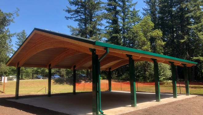 Kitsap County is opening a picnic shelter at Wildcat Lake Park June 21. The TriBabes, a triathlon training group, were the main fundraisers and adopted the park in 2010 to keep it from closing.