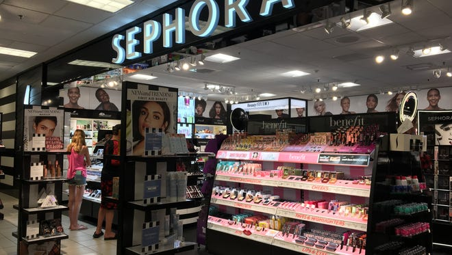 Sephora inside JCPenney opened on June 15, 2018, at Birchwood Mall in Fort Gratiot, Mich. Sephora announced it has opened a distribution center in Olive Branch. Employment there is supposed to grow to 400.