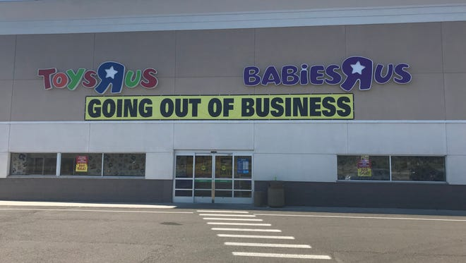 June 29 is the last day for all Toys R Us and Babies R Us stores but some locations will close before then. New York stores in Johnson City and Big Flats will close June 27.