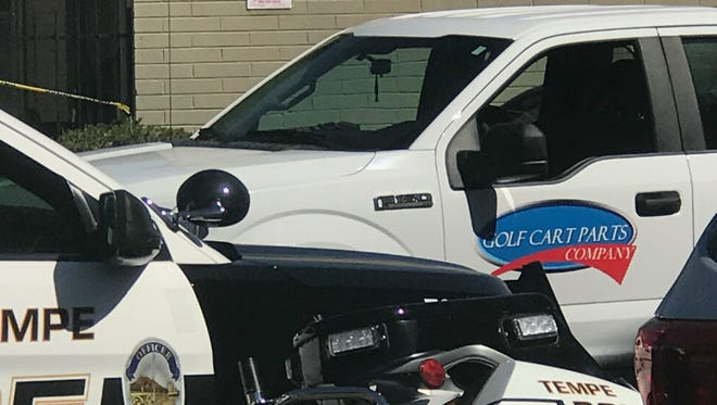 A 3-year-old girl was critically injured when she was hit while in a parking lot in Tempe by a truck belonging to a golf cart company on June 25, 2018.