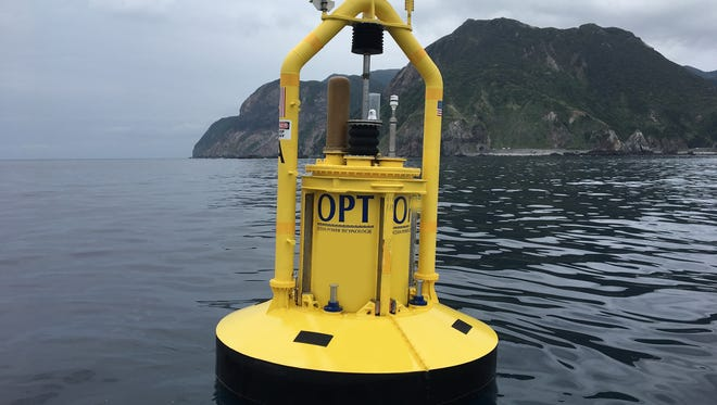 Ocean Power Technologies' PowerBuoy(TM) can generate power from ocean waves and help dozens of industries collect valuable data from the sea.