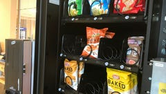 Healthy vending machine snacks gain foothold in Southwest Florida