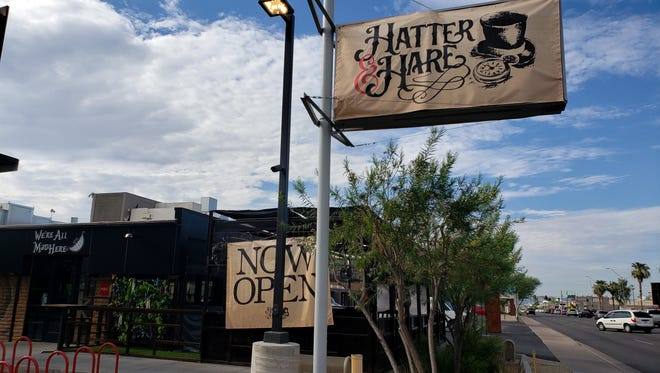 Hatter and Hare is now open on 7th Avenue and Bethany Home Road in Phoenix.