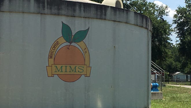 Mims is a census-designated place of just over 7,000 people in North Brevard County.