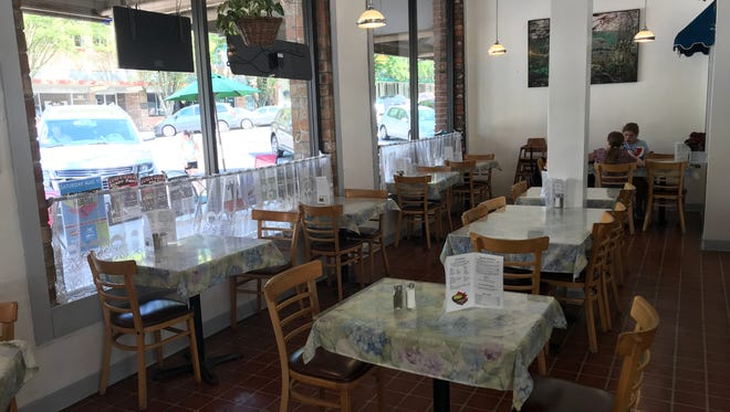 Croissant & Company, located at 190 High St. SE, scored a perfect 100 on its semi-annual restaurant inspection May 29.