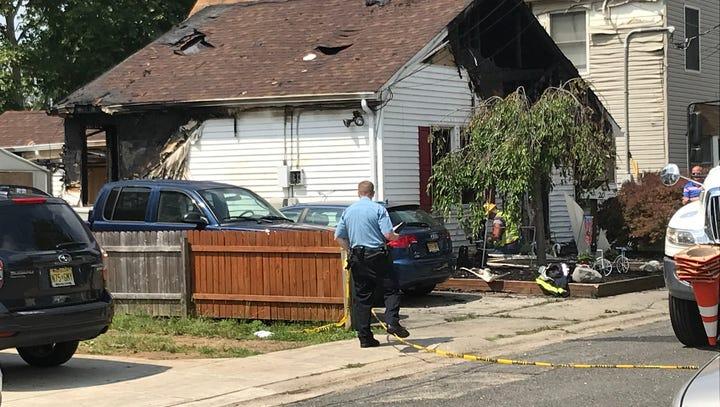 Fatal fire in Middletown