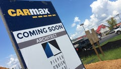 CarMax plans multimillion dollar facility in Montgomery