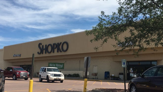 The Shopko located at 1601 W. 41st St. The location was recently purchased for $11.7 million.