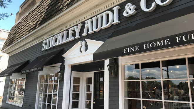Stickley, Audi & Co. is located at 130 West Main Street in Somerville