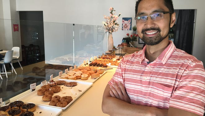 Jay Chavez and his wife, Anita Chavez, opened Project Donuts, approximately six months ago in Murfreesboro. The store has closed, but the owners are hoping to relocate.