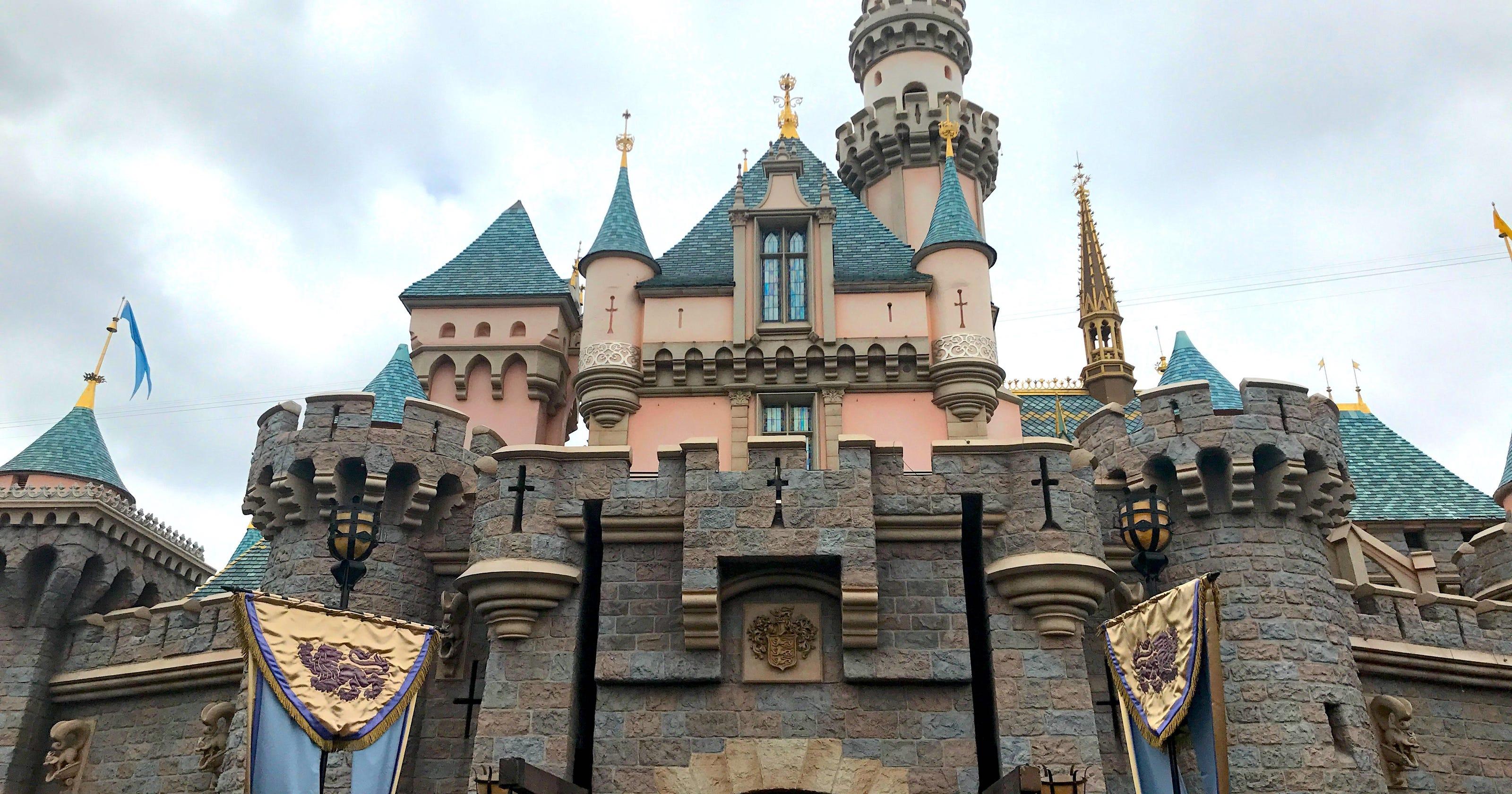 Southern California earthquake: Disneyland rides were delayed
