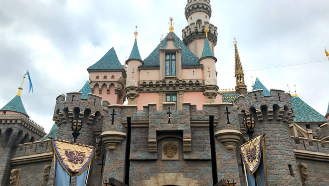 "Disneyland, ""the Happiest Place on Earth,"" remains a family favorite with enchanting characters from pirates to fairytale princesses, in the sea to the stars."