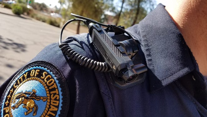 Scottsdale police are working to fix problems identified in its body camera program after a city audit reportidentified areas where the department could improve.