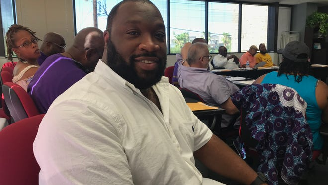 Tatem is the president of the NAACP's East Valley branch. State Rep. Walter Blackman, the first African American Republican elected to the Arizona House, says he's been verbally attacked by him.