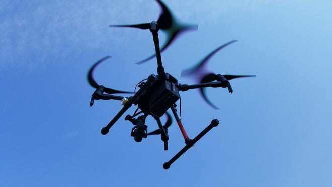 Pensacola Police Department officers and the Institute for Human and Machine Cognition are partnering to develop a law enforcement drone program.