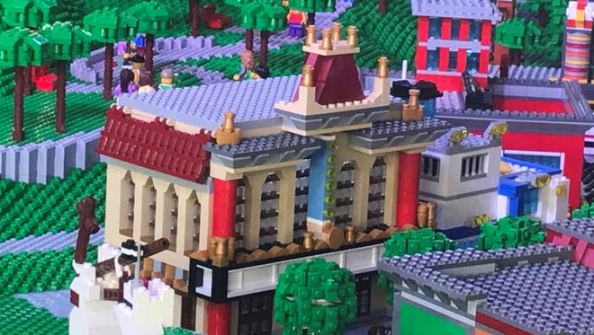 LEGOLAND New York will be the ninth and largest LEGOLAND in the world. LEGOLAND New York will have eight themed lands. They will be called The Factory, Bricktopia, LEGO NINJAGO World, Heartlake City, Knights' Kingdom, LEGO City, Pirate Shores, and Miniland.