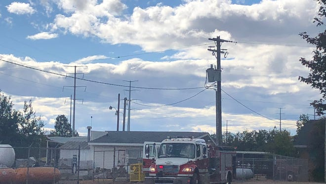 One person was injured after a propane explosion at Lakes Gas Co. in Wausau.